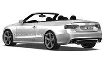 Audi RS5 Cabrio patent photo - 20.9.2011