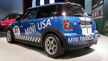 MINI Cooper B-Spec racer introduced
