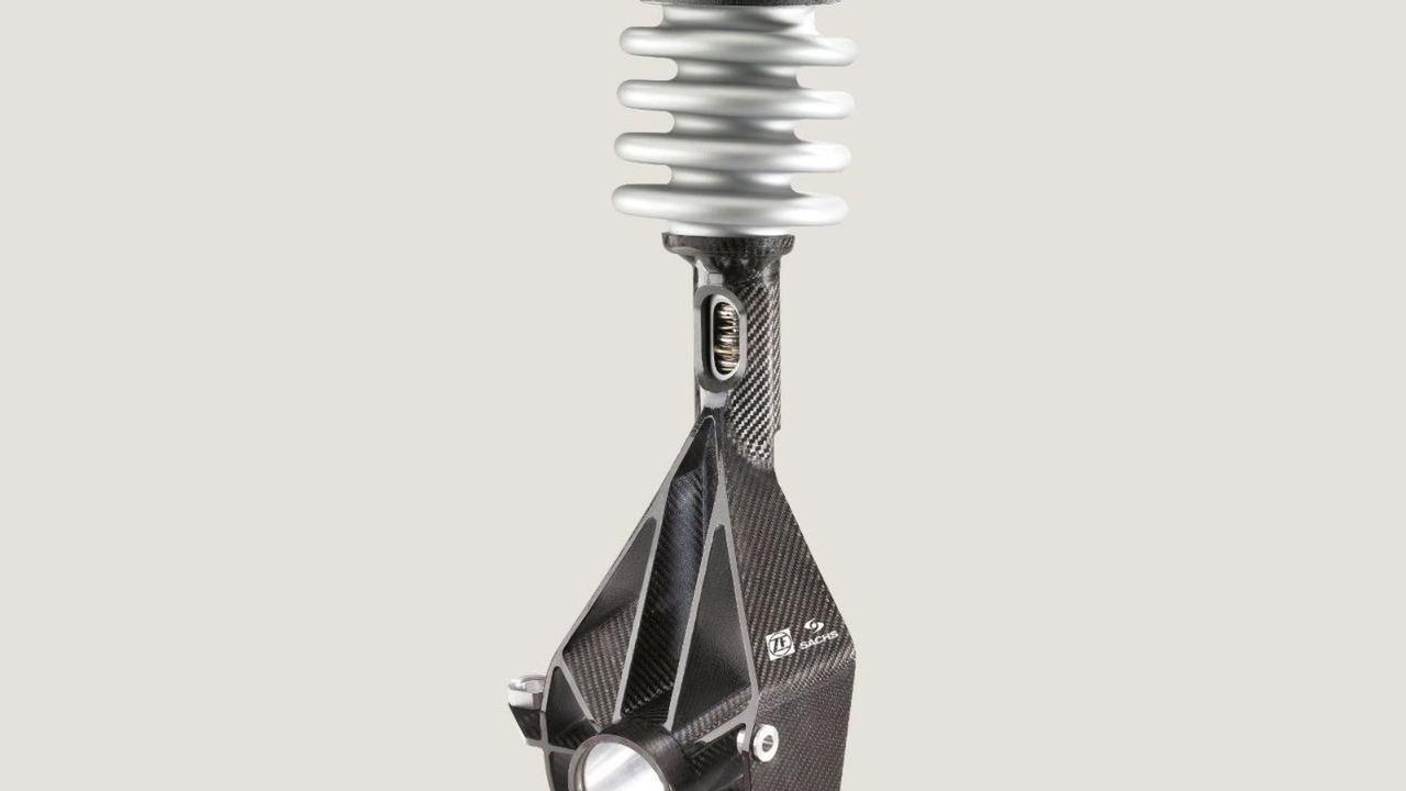 ZF Carbon fiber damper concept 12.04.2010