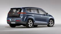 GM plug-in hybrid crossover coming to 2012 NAIAS - report
