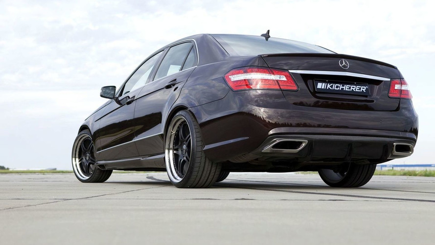 Kicherer E-Class Details and Photos Released