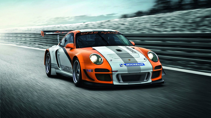 Porsche 911 GT3 R Hybrid Features KERS System Developed by Williams F1 [Video]