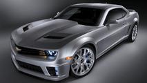 Five Special Camaro Concepts Power into SEMA [Video]