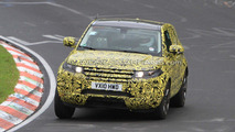 Land Rover LRX 5-door spy photo 19.08.2010