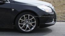 Opel Insignia OPC Sport Tourer spy photo