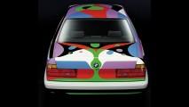 BMW 730i Cesar Manrique Art Car
