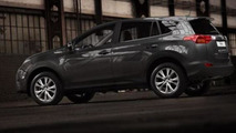 2013 Toyota RAV4 official leaked photo
