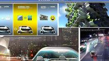 Mercedes Utopia concept 12.4.2013