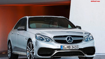 2014 Mercedes-Benz E63 AMG render