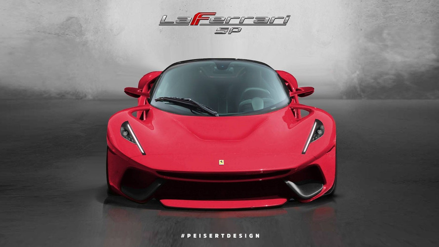 Mystery LaFerrari patent leak identified, hiding in plain sight