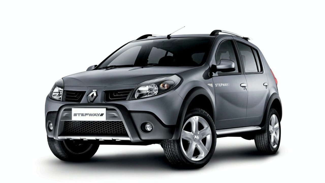 Renault Sandero Stepway SUV
