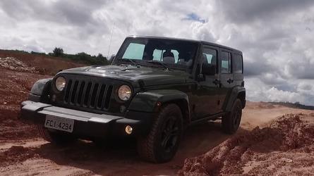 Vídeo - Avaliamos o Jeep Wrangler