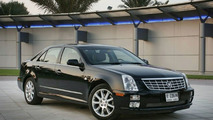 Cadillac SLS Headed For Middle East