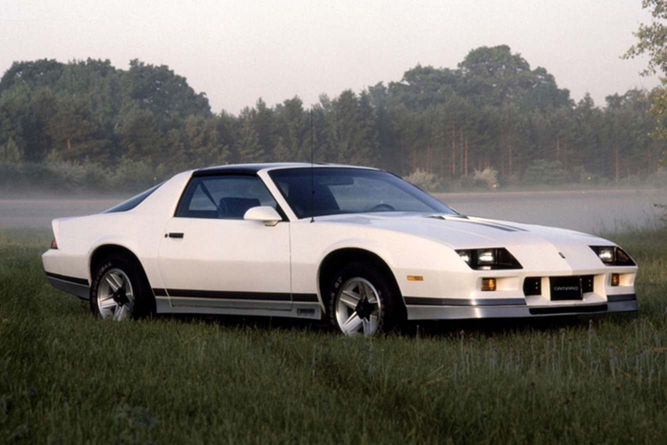 Almost 500,000 Camaros Were Stolen in the Last 34 Years