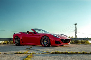 Take a Good Look at the Novitec Rosso N-Largo Ferrari California T