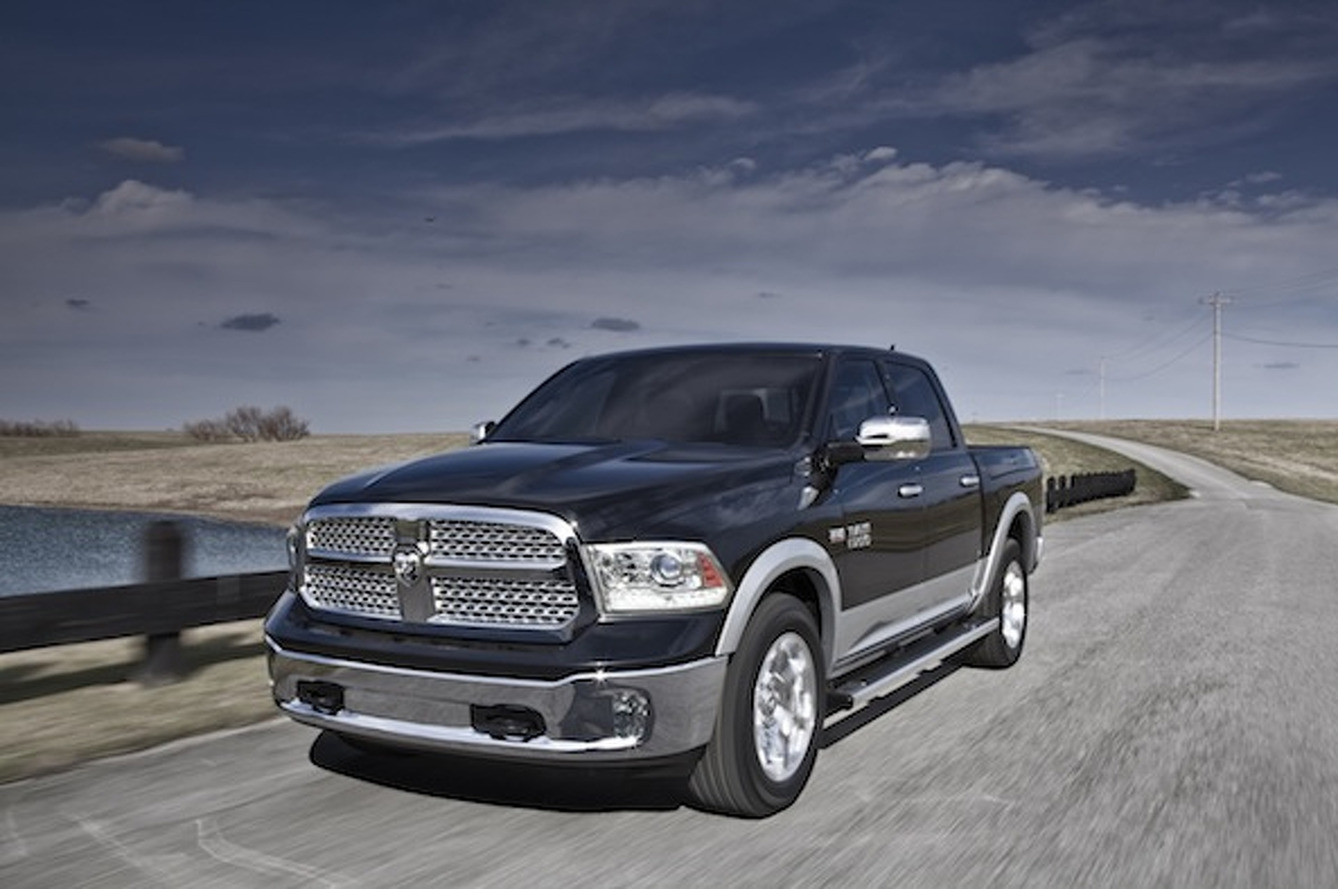 2013 Ram 1500: A 'Truck of the Year' Reality-Check