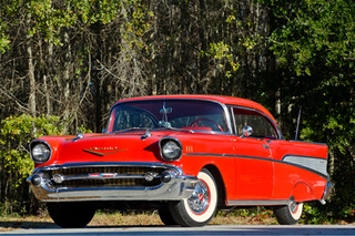 Bold School: 1957 Chevrolet Bel Air