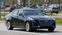 2017 Cadillac CTS spy photos