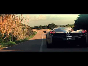 Pagani Huayra Press Video from Pagani