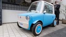 Japanese fabric EV is the perfect city car