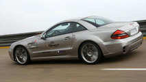 Lorinser Catapults Exclusive 660 PS Mercedes SL to 325 kph