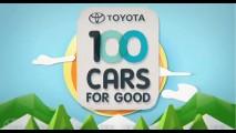 Toyota distribuirá carros para instituições de caridade nos EUA