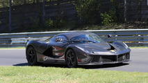 LaFerrari XX to use a turbocharged V6 - report