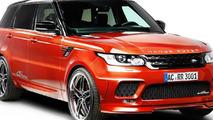AC Schnitzer prepares Range Rover Sport for Geneva
