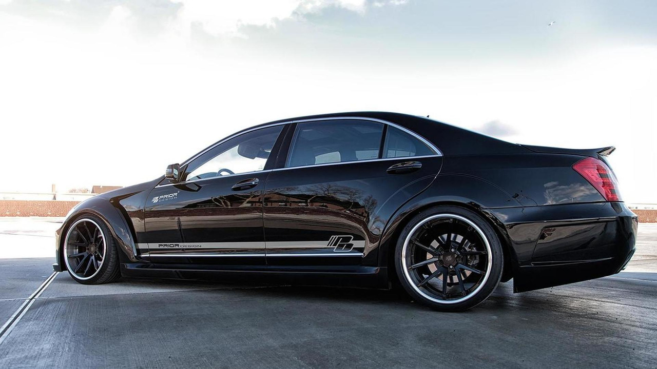 Mercedes-Benz S-Class (W221) by Prior Design