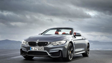 2015 BMW M4 Convertible unveiled, debuts in New York