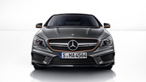 Mercedes CLA 45 AMG Shooting Brake OrangeArt Edition