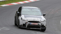 2016 Ford Focus RS spy photo