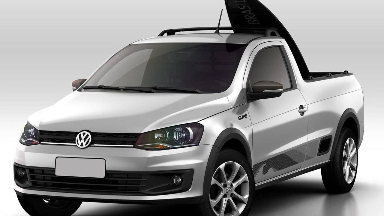 2015 Volkswagen Saveiro Surf