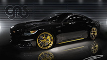 Galpin Auto Sports 50th anniversary Ford Mustang announced for SEMA
