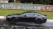 Aston Martin V12 Vantage S GT3 spy photo