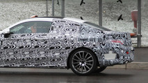 2016 Mercedes C-Class Coupe returns in new spy photos