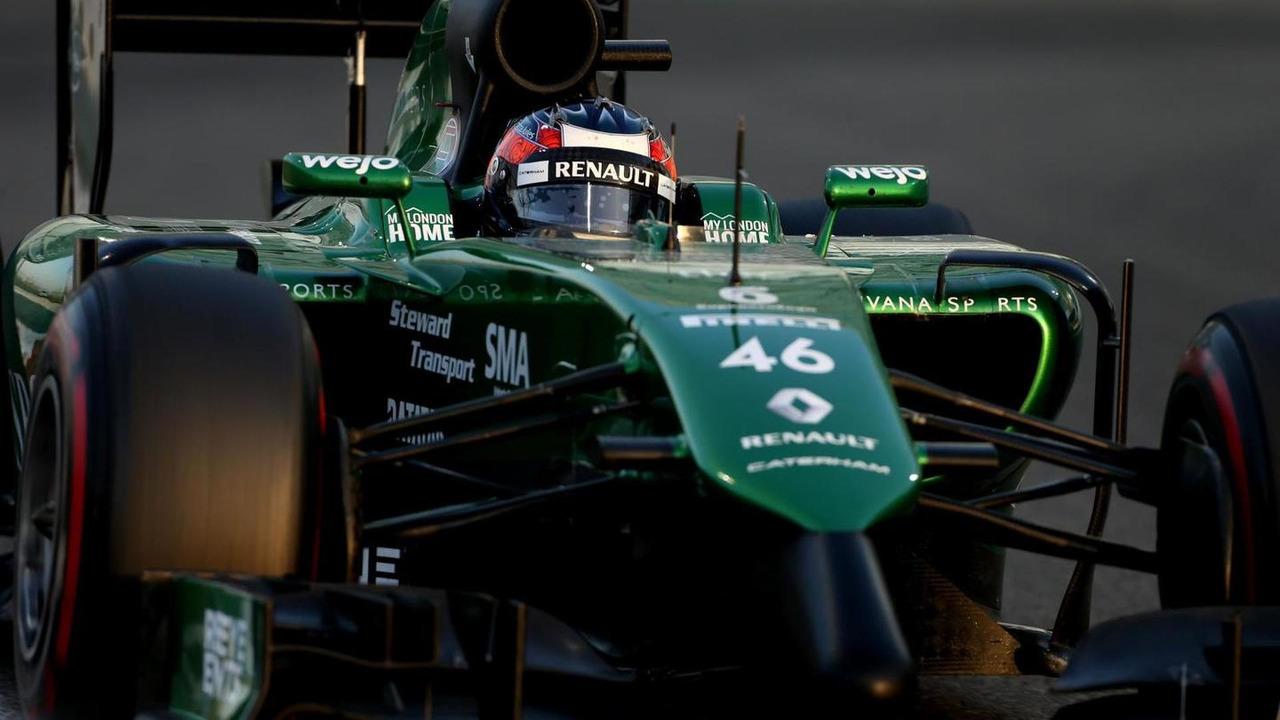 Caterham F1 Team / XPB