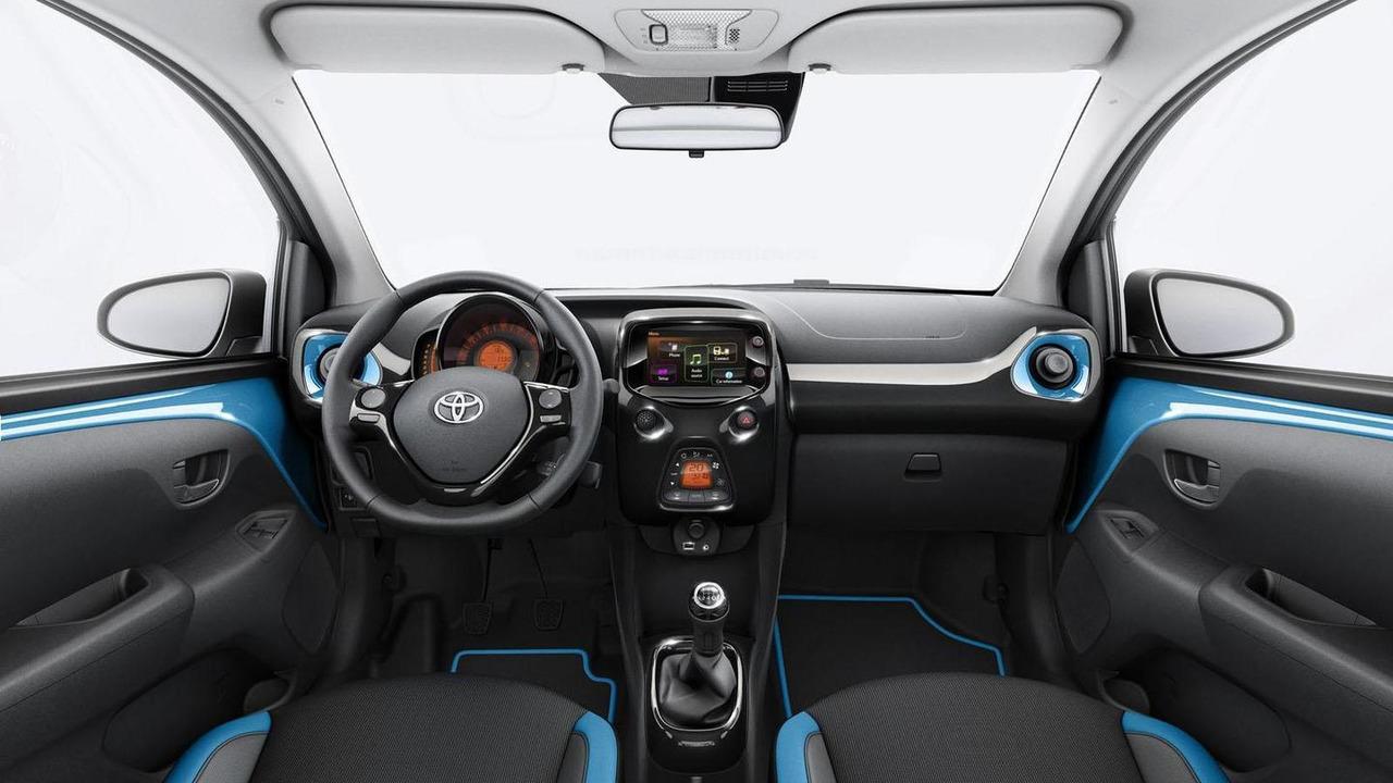 2015 Toyota Aygo