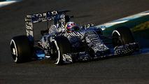 Lotus missing as noses stir interest at Jerez test
