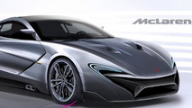 WCF reader envisions sleek McLaren P15