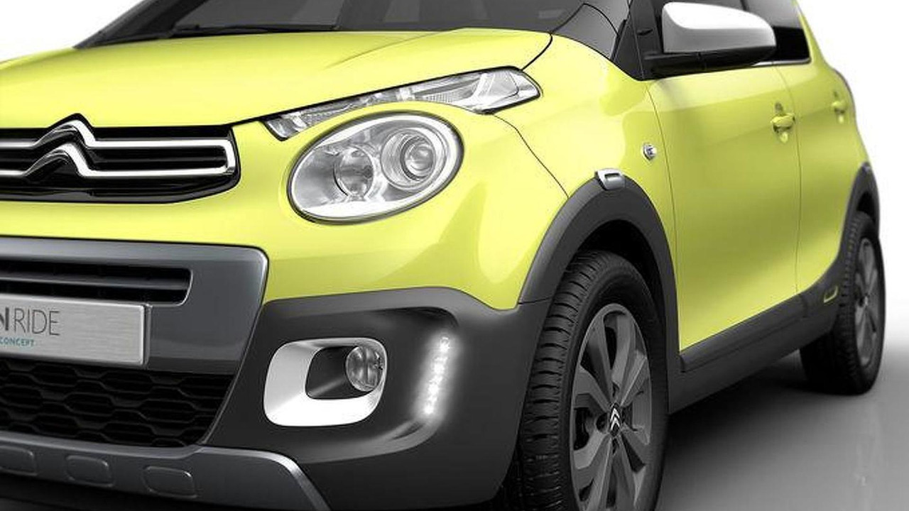 Citroen C1 Urban Ride concept - low res