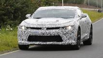 2016 Chevrolet Camaro spy photo
