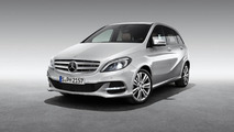 Mercedes-Benz B 200 Natural Gas Drive announced