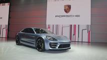 Porsche Panamera Sport Turismo concept live in Paris 26.9.2012