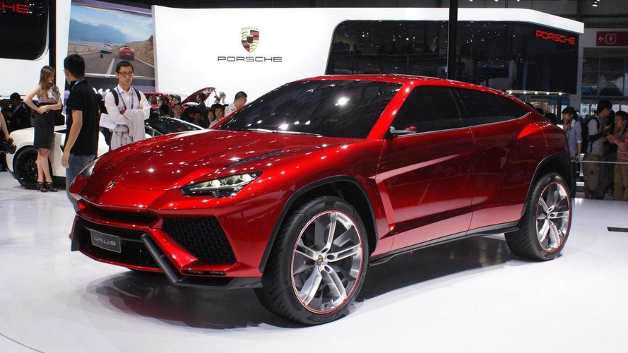 Lamborghini to focus on naturally-aspirated engines, Urus to be 'game changer'
