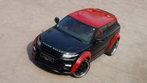 Loder1899 Range Rover Evoque Horus styling program announced
