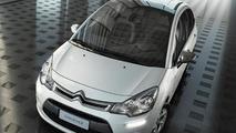 2013 Citroën C3 (Brazil spec) 24.7.2012