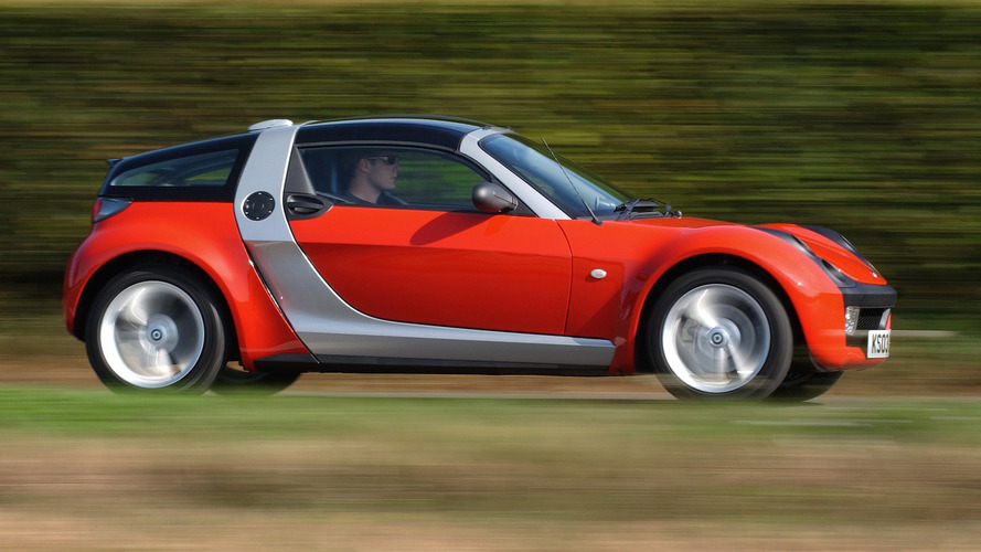 Worst Sports Cars: Smart Roadster