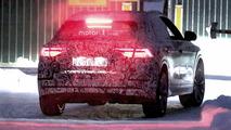 Flagra Audi Q8