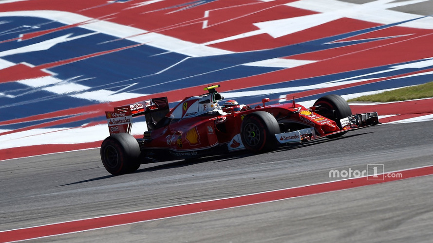 F1 United States Grand Prix - Qualifying Results